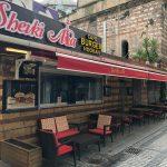Shefki Steak burger sirkeci