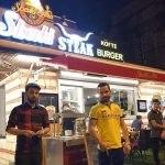 Shefki Steak burger tabela