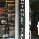 hammerjack aynalı harf