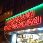 akşemsettin balık lokantası