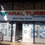 kral turbo kutu harf ışıklı reklam