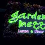 garden meze çiçekli tabela-merter reklam