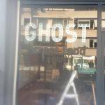 ghost kadiköy ,top ampullu tabela