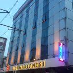 ilgi hastanesi,güngören krom harf led aydınlatmalı tabela