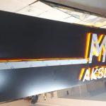 mtl aksesuar,merter,gold crom harf,led ışıklı reklam