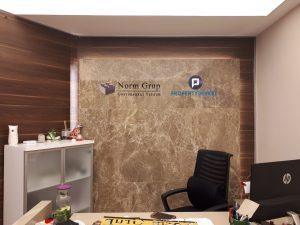 Norm group granit mermer üzeri kabartma harfler