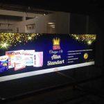 led box ışıklı tabela,ince kasa,kumaş baskı,kolay ve hafif reklam